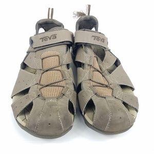 586dfd6429ffa Teva Shoes - Teva Deacon Sport Hiking Sandals Mens sz 11 Taupe